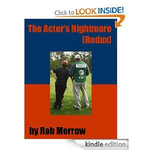 lylemaze:  The Actor's Nightmare (Redux) Kindle Edition only $4.99 (My review) From actor/writer/producer Rob Morrow comes this humorous and harrowing true tale of what happens when a weekend golfer is invited to play in one of the most prestigious golf tournaments in the world: the AT&T Pebble Beach National Pro-Am. Go inside the psyche of Morrow as he overcomes deep fears and doubts. Anyone interested in the creative process or an insiders look behind the scenes of a major PGA event will love this piece. All the author's proceeds are going to Project ALS, a charity which has been making significant breakthroughs toward eradicating not only ALS, but Alzheimer's, Parkinson's and spinal injuries. The day is coming when these afflictions will be a thing of the past. Help, worth it! :)  Time to reblog! Please, help! <3<3