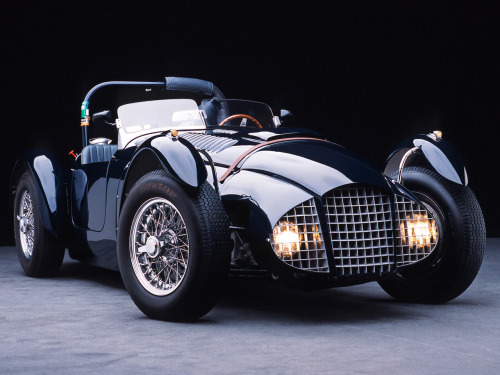 coolerthanbefore:  1951 Fitch-Whitmore Le Mans Special