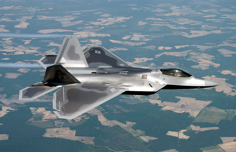usairforce:  F-22 Raptor