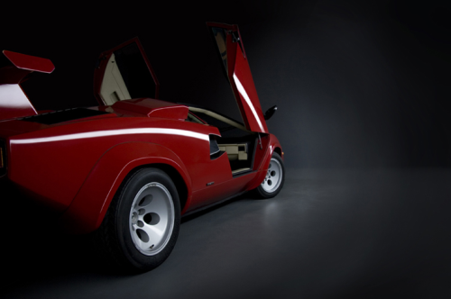 coolerthanbefore:  Lamborghini Countach