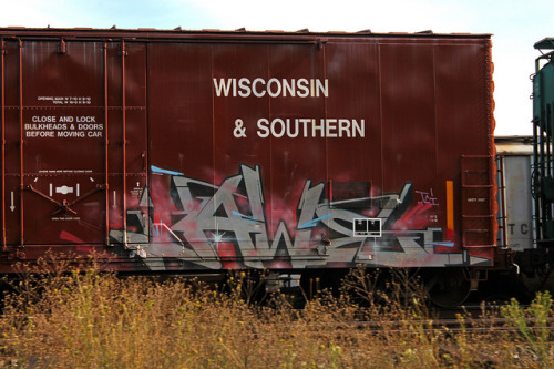 Awe by WNY Freight Bench on Flickr.