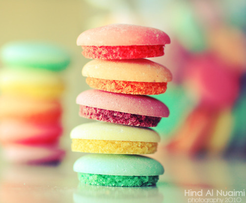 happyhues:  colorful cookies! (via we heart it)