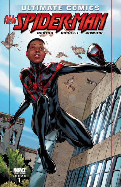 New Ultimate Spiderman  Miles Morales