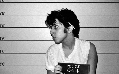 ladyygagaaa:  Jo Calderone | Criminal  but momma im in love with a criminal, and this type of love isnt rational, its physical.
