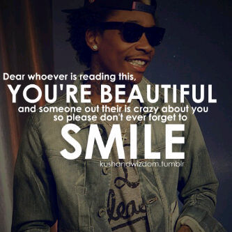 cudder-army:  Wiz <3