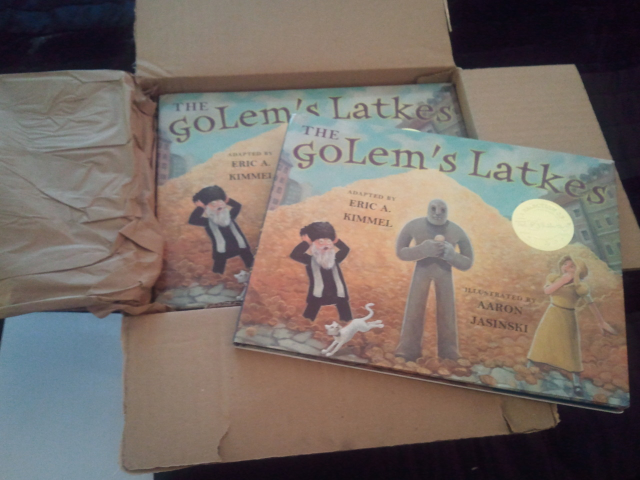 my children's book, published by marshall cavendish, just arrived. In shops now.. on amazon.com