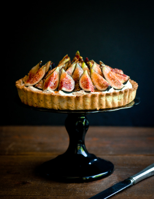 Fig, Mascarpone and Pistachio Tart: please, please, please…