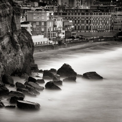 Biarritz, France by Alain Etchepare