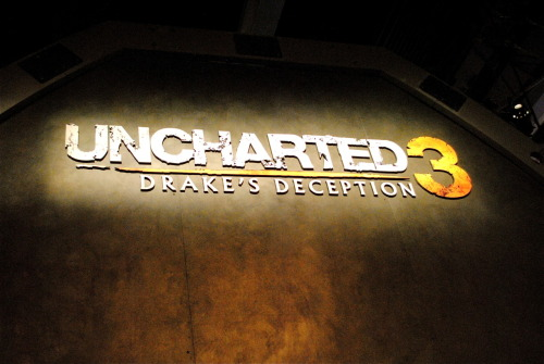 Uncharted 3: Drake's Deception @ PAX 2011