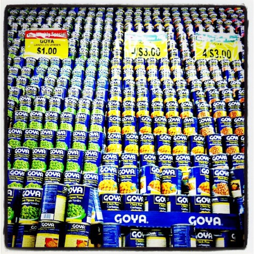 Tower of Goya. (Taken with instagram)