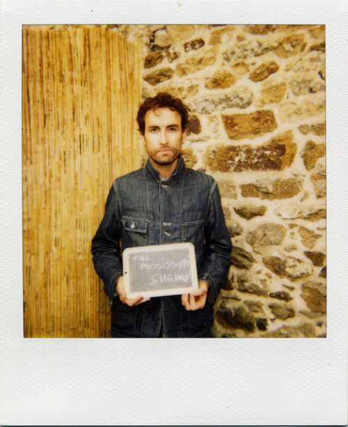 helplessnessbanana:  Andrew Bird by *Ethel on Flickr.