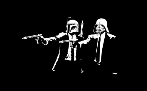 coconutshie:  Star Wars vs. Pulp Fiction