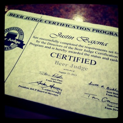 Certified (Taken with instagram)