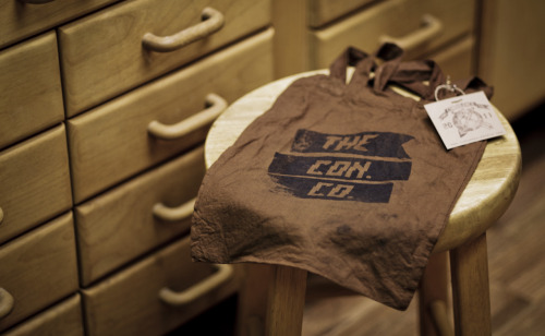 jonlikedthis:  A limited number of our hand distressed totes are now in the shop!