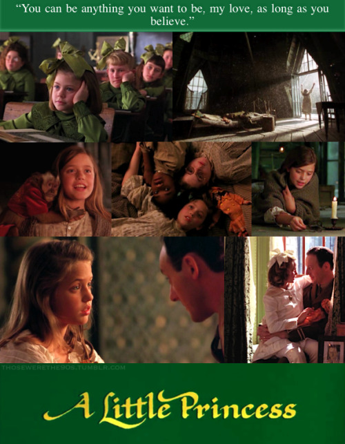 Favorite Movies of the '90s A Little Princess | 1995