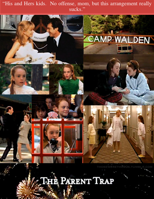 Favorite Movies of the '90s The Parent Trap | 1998
