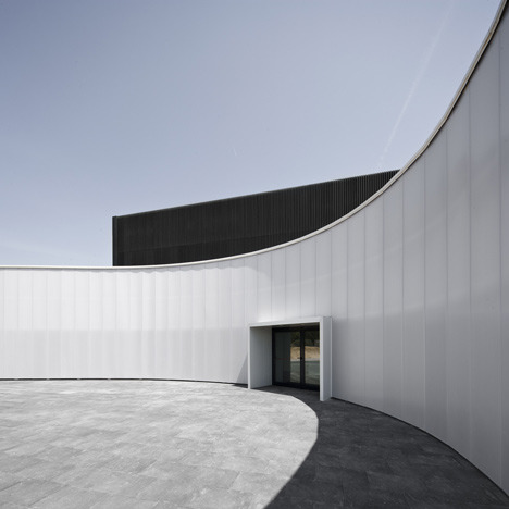 Museum of Energy by Arquitecturia