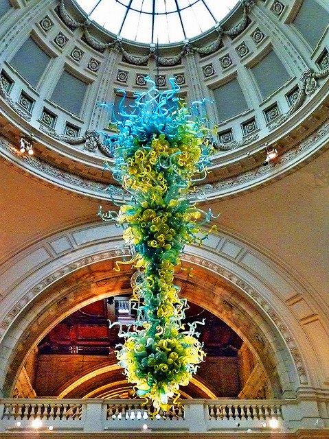 Dale Chihuly at the Victoria and Albert Museum by Steve Taylor (Photography) on Flickr.