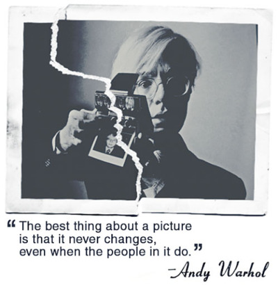 PHOTO: Andy Warhol #SFMOMA  nevver:  Warhol