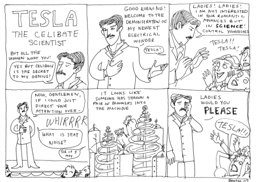 14-billion-years-later:  Tesla remains one of my favorite scientists