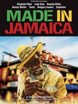 Made In Jamaica (2006) French writer-director Jérôme Laperrousaz's documentary Made in Jamaica opens with the tragic yet all-too-familiar murder of a reggae superstar - Bogle - and his celebrity-studded funeral, attended by multiple generations of Jamaican musicians. The film then springboards into a broad and enormously ambitious, loosely-knit exploration of the reggae subculture in all of its facets. Laperrousaz intercuts original interviews and live concert footage (often filmed on the shores and streets of Kingston, where reggae was born) with such giants as Third World, Gregory Isaacs (who pays tribute to Bogle), Bunny Wailer, Toots, Beres Hammond and Capleton. The discussions frequently trace and highlight the performers' various influences (from the awareness of centuries-old Jamaican enslavement to on-the-spot enjoyment of the sounds and rhythms); the performances exude these sources in every note. Throughout, Lapperousaz and the featured performers repeatedly define reggae by cutting straight to its emotional core, and pay unbridled tribute to the culture and nation that produced it. Watch it here.