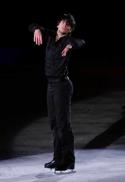 beautiful-shapes:  Stéphane Lambiel Festa On Ice