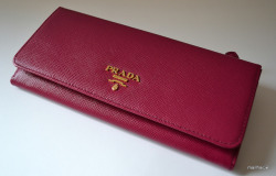 Prada Wallet on Flickr.