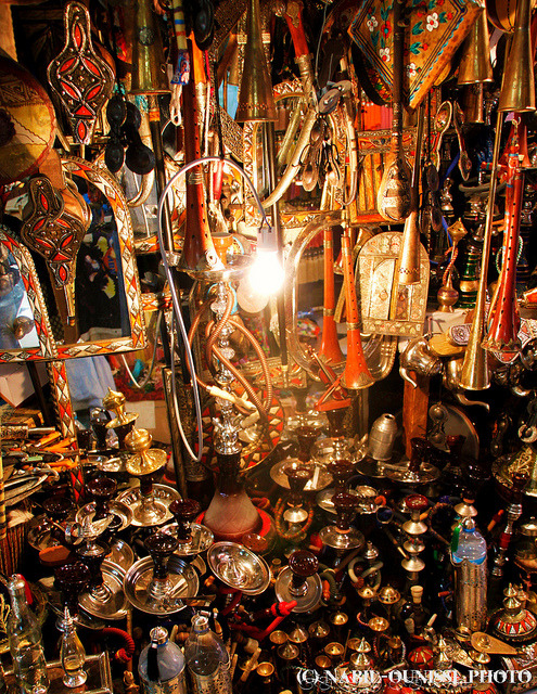 glorious-silence:  Marrakech Musical  instrument by NabilPhoto on Flickr.
