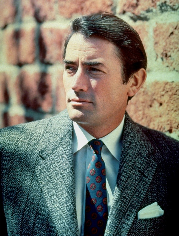 theniftyfifties:  Gregory Peck