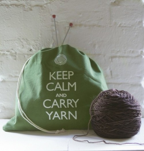 literaryfool:  10pointstojessie:  ragilliarh:  Keep Calm and Carry Yarn  need  buy me dis 4 xmas pls