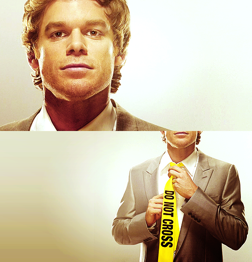 Favourite Character Meme → D (part one) asked by caffreyss Dexter Morgan