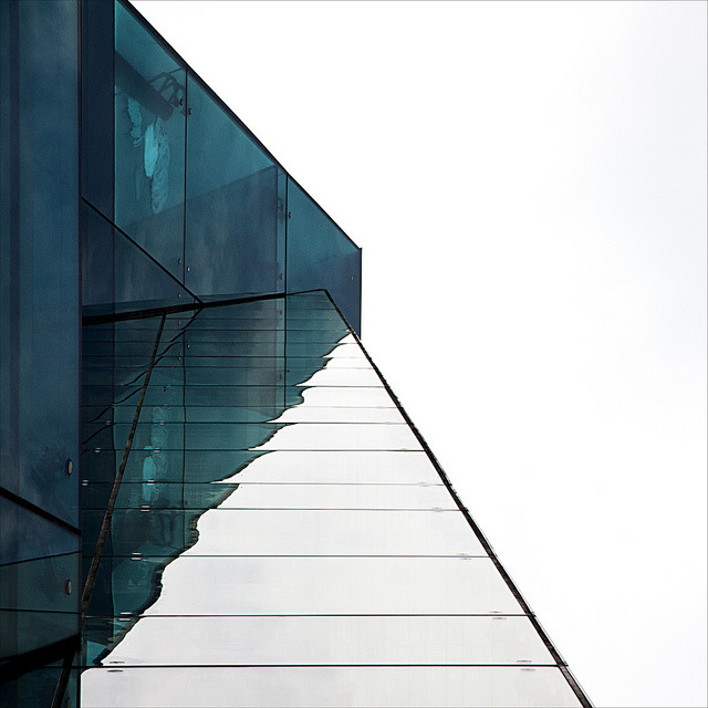 Iceberg Building by barbera* on Flickr.