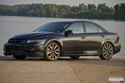 Jed's Mazdaspeed6 01 by fototkr on Flickr.#mazdaspeed6 #mazdaspeedWednesday