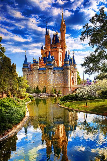 Cinderella Castle Photography Cinderella's Castle by
