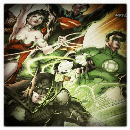 Justice League #1 - It is time!