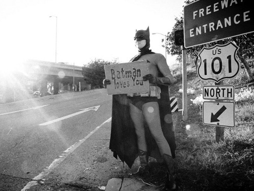 tanshoesandpinkshoelaces:  ginandjewess:  Bat Sign  BATMAN LOVES NO ONE.  his love for others died with his parents