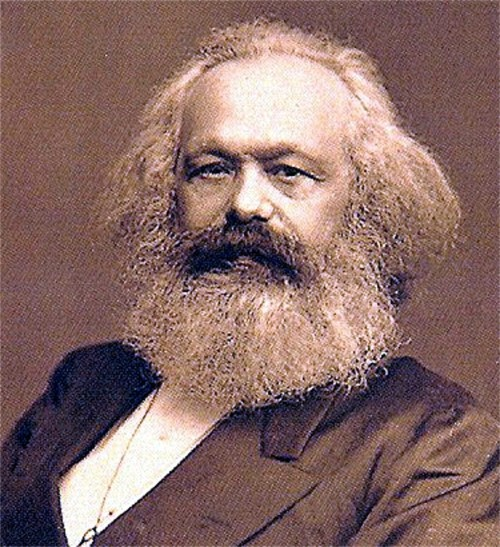 Happy Birthday, Karl Marx (May 5th, 1818)