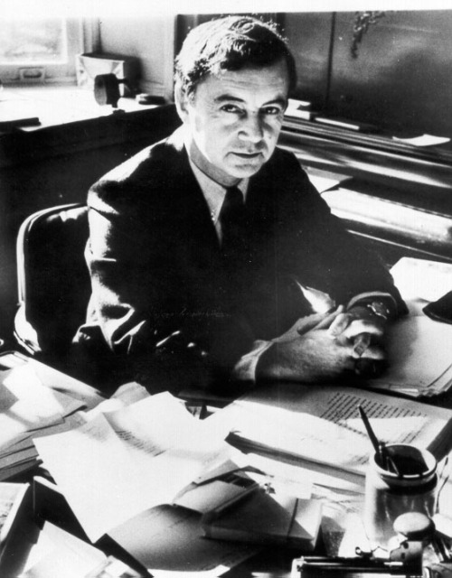 Happy Birthday, Erving Goffman (June 11th 1922)