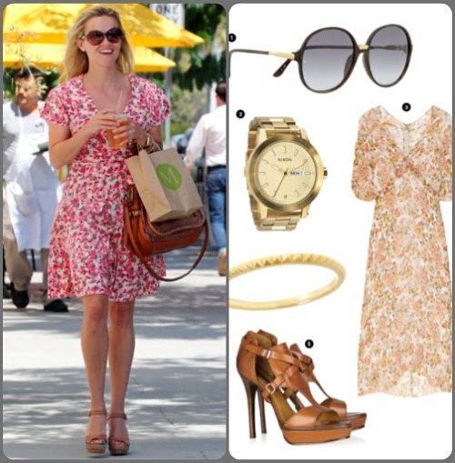 The New York Times styled Reese Witherspoon in an outfit which most average people could never afford. I took matters into my own hands and restyled her…