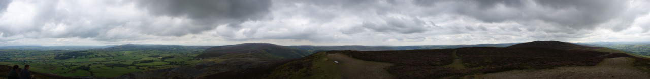 Took this today, 24 images stitched together. Horse Shoe Pass North Wales.