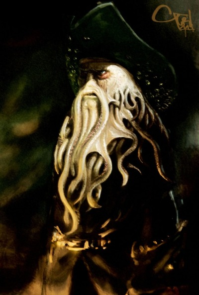 (via Davy Jones by Virgile Bage)