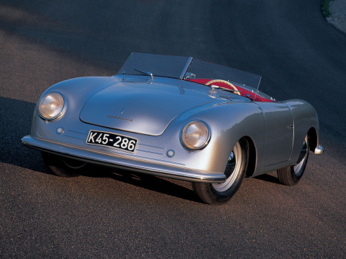 coolerthanbefore:  1948 Porsche Speedster