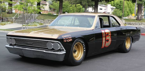 unsloppyseconds:  1967 Chevrolet Smokey Yunick Nascar Chevelle