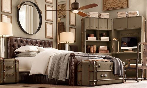 thearchtivist:  Restoration Hardware | Fall 2011 Collection