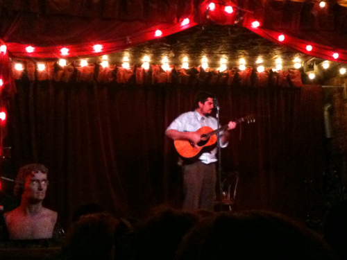 Feral Foster at Jalopy. Still the best.