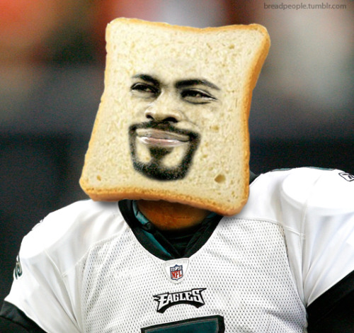 breadpeople:  What if Michael Vick was white bread?