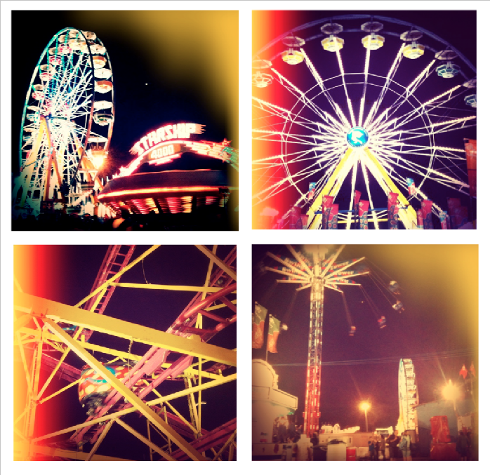 The CNE at Night <3