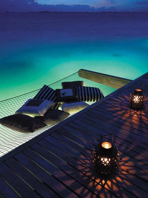 Villingili Resort and Spa in Maldives