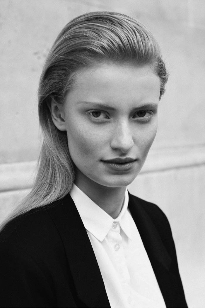 (via Fresh Face | Stephanie Hall by Amie Milne)