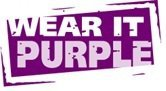 dibs:  TOMORROW (Friday) is 'Wear it Purple Day 2011'. Make sure you wear something purple to support rainbow youth at risk. It could be a hair tie, piece of jewellery, singlet, shirt, jumper, socks or undies. ANYTHING PURPLE.